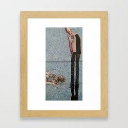 Lillium lancifolium Framed Art Print