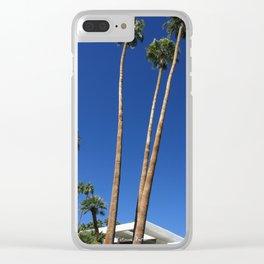California 5386 Clear iPhone Case