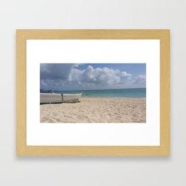 Kailua Beach Framed Art Print