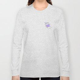 don't spill ! Long Sleeve T-shirt