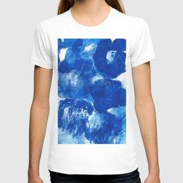 Bold Cerulean T-shirt