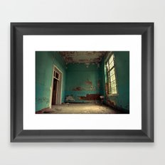 Take me with you when you go Framed Art Print