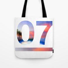 07 Jersey Tote Bag