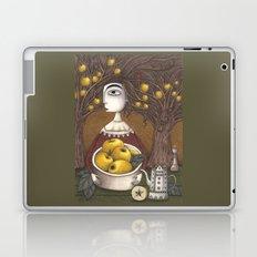 Portrait of an Apple Orchard Laptop & iPad Skin
