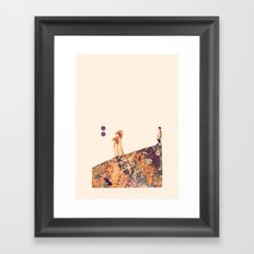 not if, but when Framed Art Print