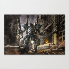 KAMPFER Canvas Print