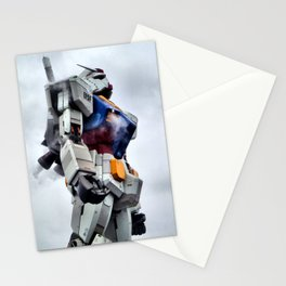 Gundam Pride Stationery Cards