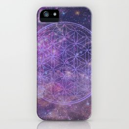 Sacred Geometry 10 iPhone Case