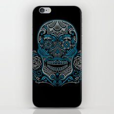 Magic Sugar Skull iPhone & iPod Skin