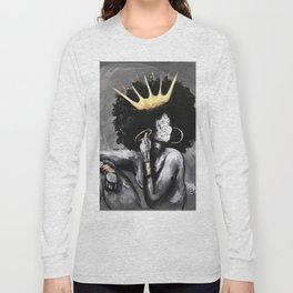 Naturally Queen VI Long Sleeve T-shirt