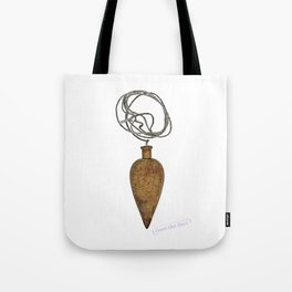 vintage plumb Tote Bag