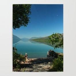 Moody Lake McDonald Poster