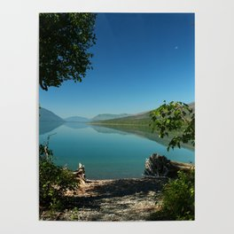 Moody Lake McDonald Poster