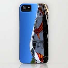 New Mexico Rail Runner iPhone Case