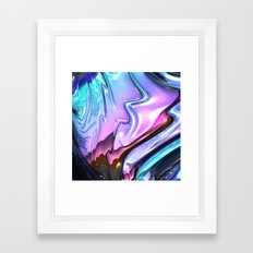 31S Fractal Framed Art Print