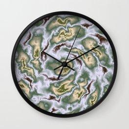 Turbulence in MTL01 Wall Clock