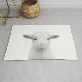 Baby Goat Rug