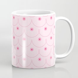 Pinky Nipple Coffee Mug