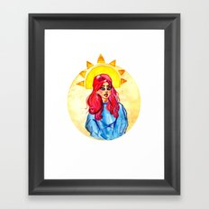 Fashion Killa Framed Art Print