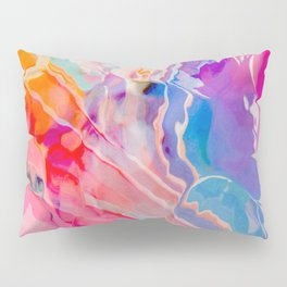 The rainbow leads to.. Pillow Sham