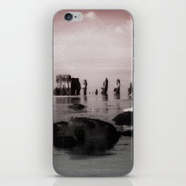 The Old Wreck iPhone Skin