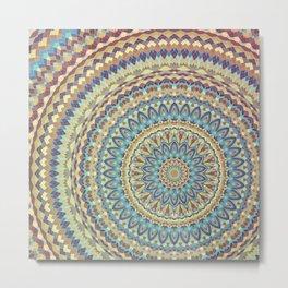 Mandala 116 Metal Print