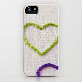 Grá Glas iPhone Case