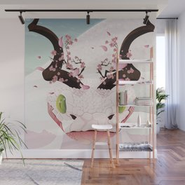 Pinky Wall Mural