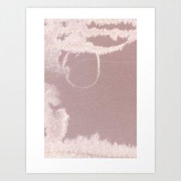 silent space_1 Art Print