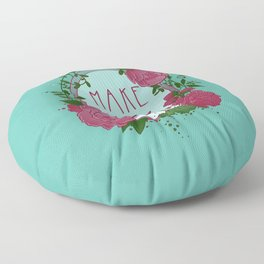Make Me Floor Pillow