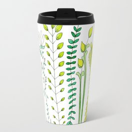 Wildflowers Travel Mug