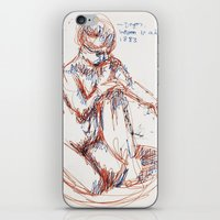 degas iPhone & iPod Skins featuring Some Degas by PerClaudia