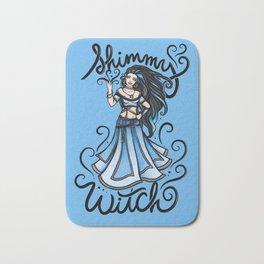 Shimmy Witch Bath Mat