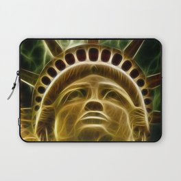 Statue of Liberty Laptop Sleeve