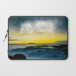The Infinite Spirit Tranquil Island Of Twilight Maui Hawaii Laptop Sleeve