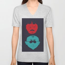 I Thought This Was America Mkay Unisex V-Neck