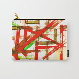 Color Straight Carry-All Pouch