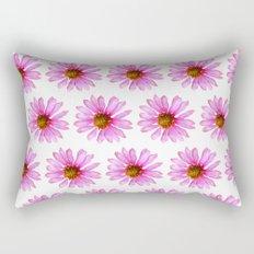 Pink Flower 27 Rectangular Pillow