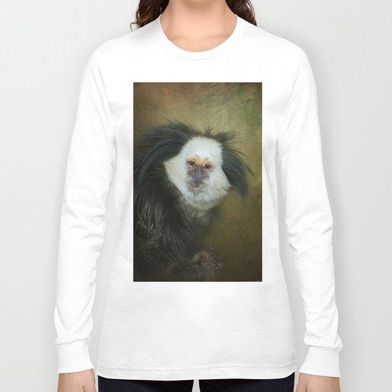 Geoffroy's Marmoset Long Sleeve T-shirt