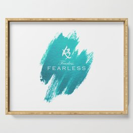 Fearless Serving Tray