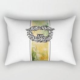 Beard Anyone? Rectangular Pillow
