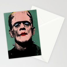The Fabulous Frankenstein's Monster Stationery Cards