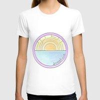 sunshine T-shirts featuring Sunshine by Hope Palattella