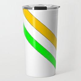 flag of ireland 6 -ireland,eire,airlann,irish,gaelic,eriu,celtic,dublin,belfast,joyce,beckett Travel Mug
