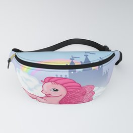 g2 my little pony Princess Twinkle Star at royal castle Fanny Pack