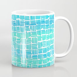 Sea of Lines Coffee Mug