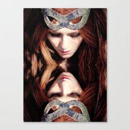 Reflects5 Canvas Print