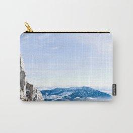 Salt-Mountain Carry-All Pouch