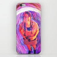 wasted rita iPhone & iPod Skins featuring Rita by Karl Doerrer-Attaway