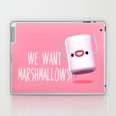 What do we want?? Laptop & iPad Skin